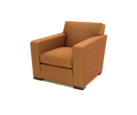 Berlin Club Chair by Donghia | Lounge chairs