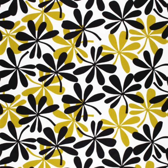 Hevoskastanja, F. 196 by Marimekko | Drapery fabrics