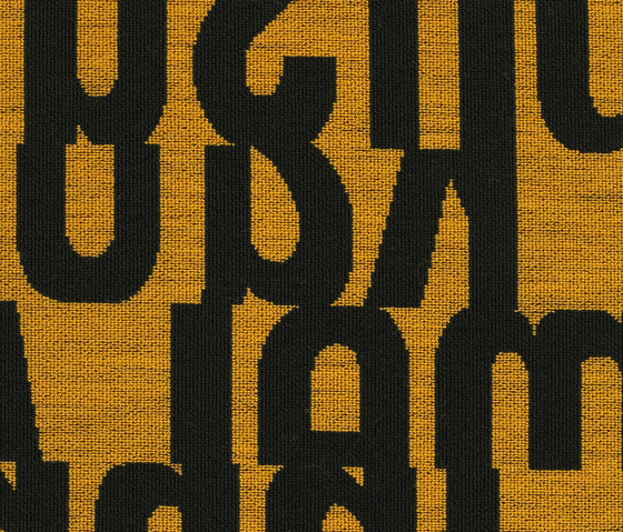 Letters 540 di Kvadrat | Tessuti