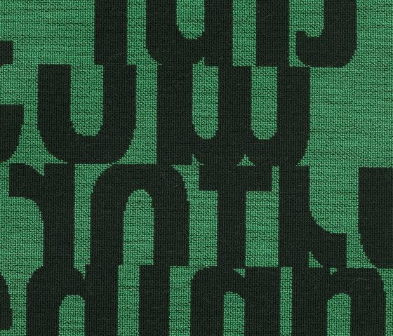 Letters 950 di Kvadrat | Tessuti