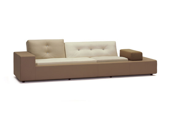 polder sofa xl loungesofas von vitra architonic. Black Bedroom Furniture Sets. Home Design Ideas