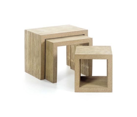 Low Table Set de Vitra | Mesas nido