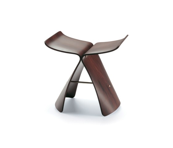 Butterfly Stool von Vitra | Hocker