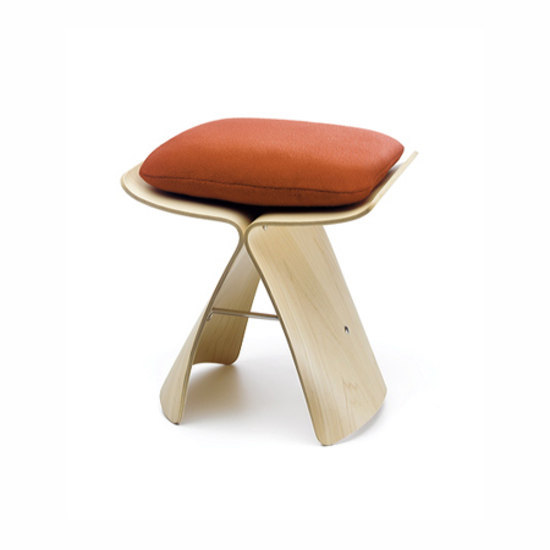 Butterfly Stool by Vitra | Stools