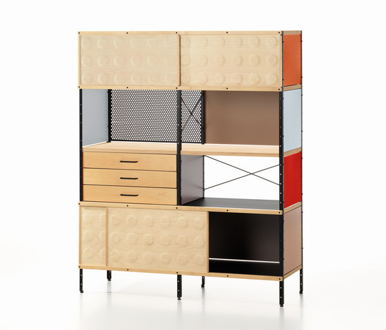 Eames Storage Unit Bookcase by Vitra | Shelving
