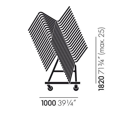 SIM by Vitra | Multipurpose chairs