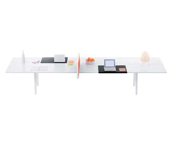 Joyn Bench de Vitra | Mesas de lectura / estudio