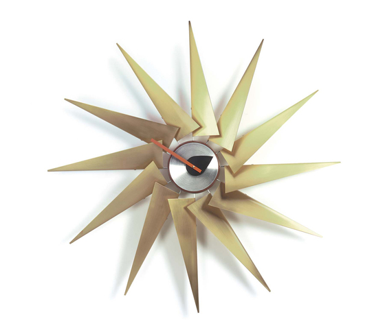 Turbine Clock by Vitra | Clocks