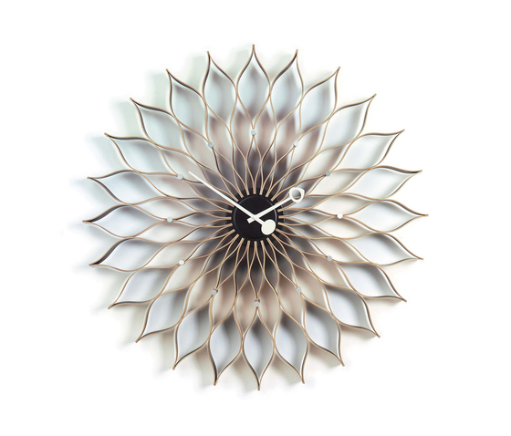 Sunflower Clock di Vitra | Orologi