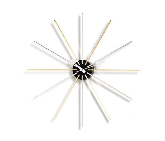 Star Clock de Vitra | Horloges