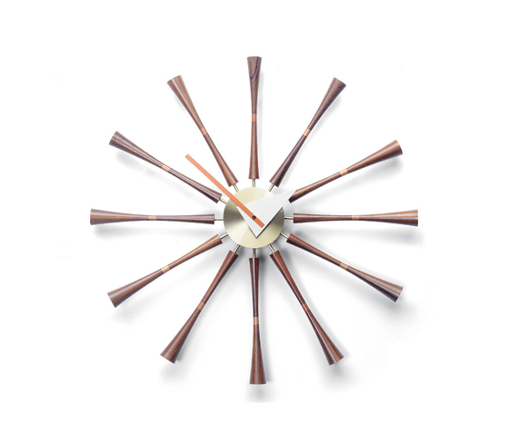 Spindle Clock de Vitra | Relojes