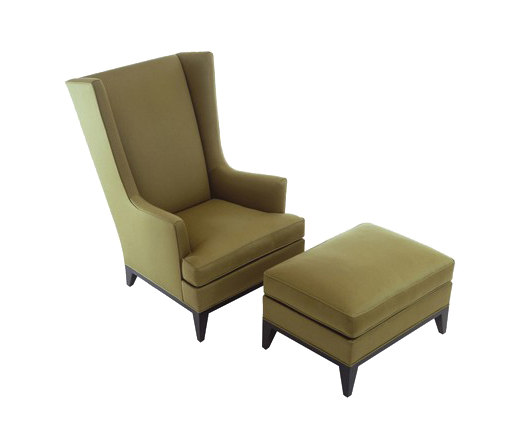 Heron Wing Chair By Donghia | Armchairs