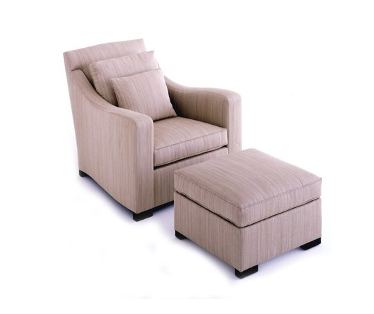 Bond Street Coupe Club Chair by Donghia | Lounge chairs