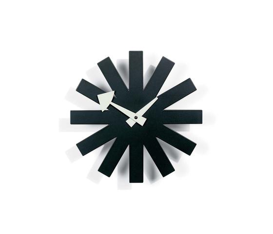Asterisk Clock von Vitra | Uhren