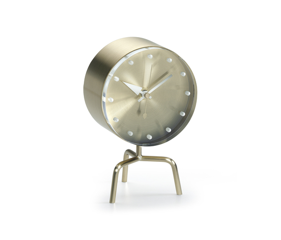 Desk Clock by Vitra | Clocks