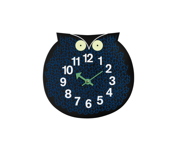 Omar the Owl de Vitra | Horloges