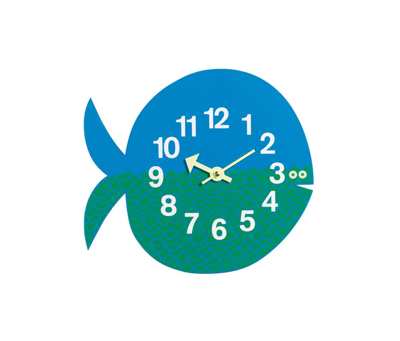 Fernando the Fish by Vitra | Clocks