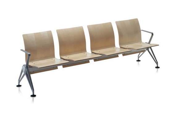 Airline by Vitra | Beam / traverse seating