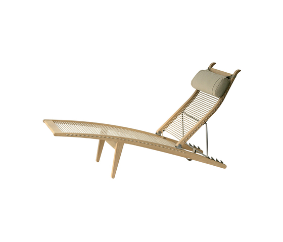 pp524 | Deck Chair by PP Møbler | Chaise longues