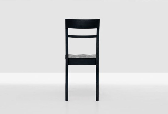 Blue Chair by Zeitraum | Restaurant chairs
