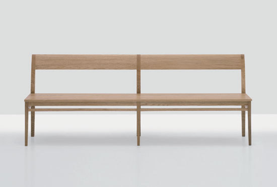 Corner by Zeitraum | Waiting area benches