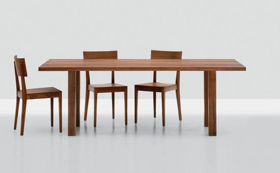 Sta-Tisch de Zeitraum | Tables de repas