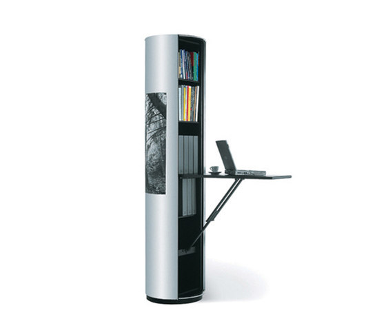 WOGG AMOR Pillar Box by WOGG | Brochure / Magazine display stands