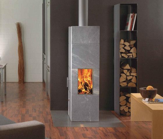 GEO by Attika Feuer | Wood burning stoves