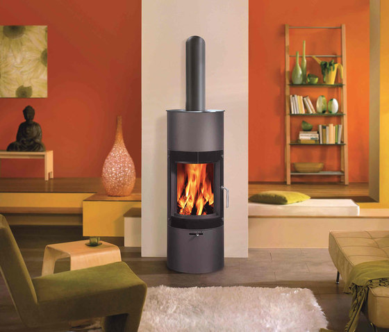 PALO by Attika Feuer | Wood burning stoves