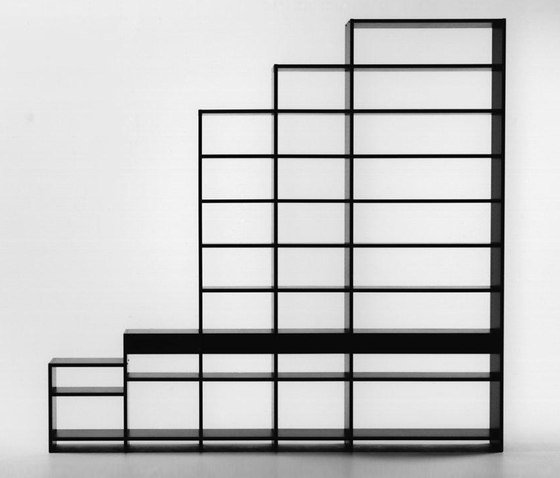 UPW-Regal by wb form ag | Office shelving systems