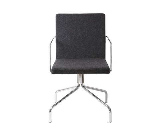 Just Swivel chair by KFF   Visitors chairs / Side chairs