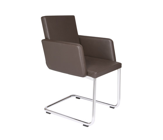 Just Cantilever by KFF | Visitors chairs / Side chairs