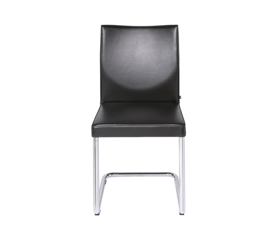 Glooh Upholstered cantilever by KFF | Visitors chairs / Side chairs