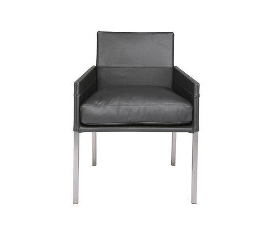 Texas XXL Chair by KFF | Visitors chairs / Side chairs