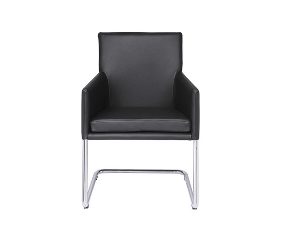 Nomos Cantilever by KFF | Visitors chairs / Side chairs