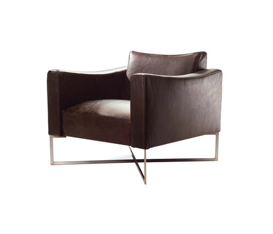Luis Easy Chair by KFF | Lounge chairs