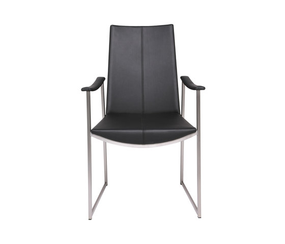 Tibet Chair by KFF | Visitors chairs / Side chairs
