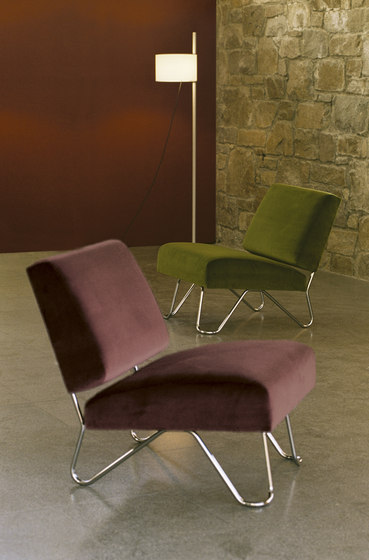 Ibiza | Armchair by Santa & Cole | Lounge chairs