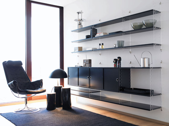 string plex by string furniture | Shelves