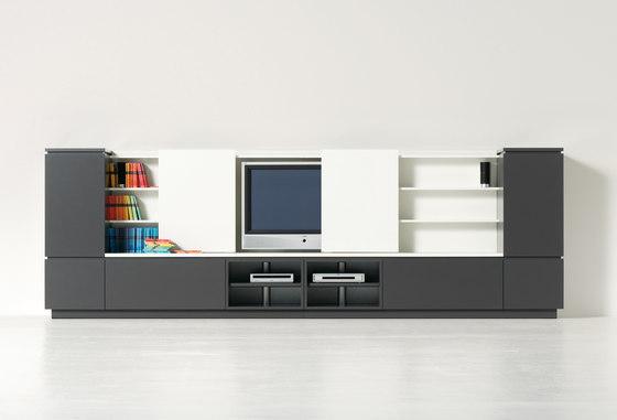 cube by interlübke | Multimedia sideboards