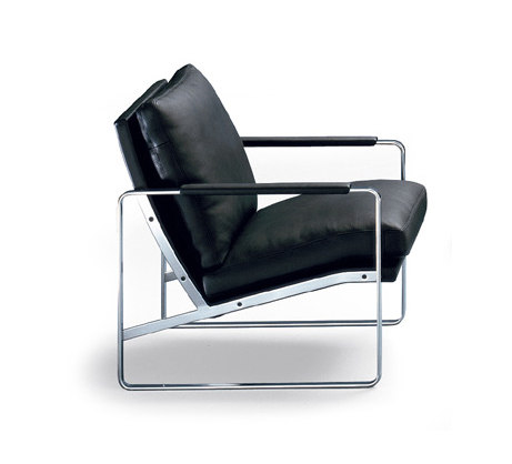 Fabricius 710 armchair by Walter Knoll | Lounge chairs