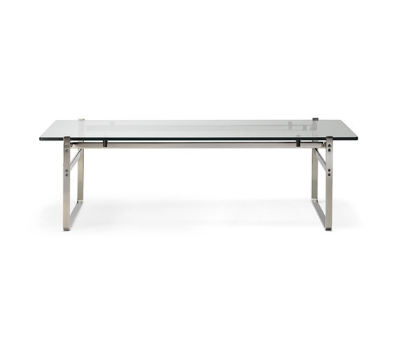 Fabricius 710 table by Walter Knoll | Lounge tables