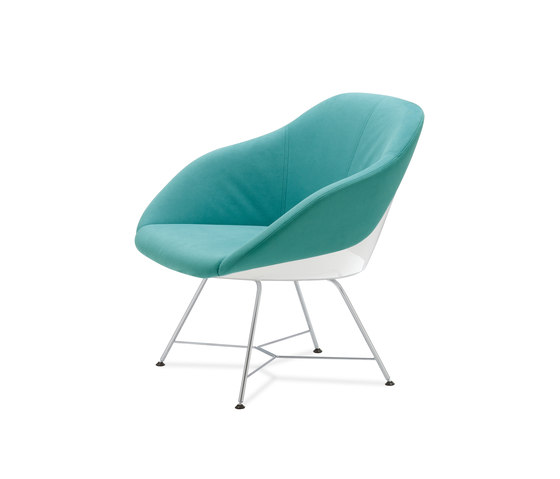 Turtle Lounge by Walter Knoll | Lounge chairs
