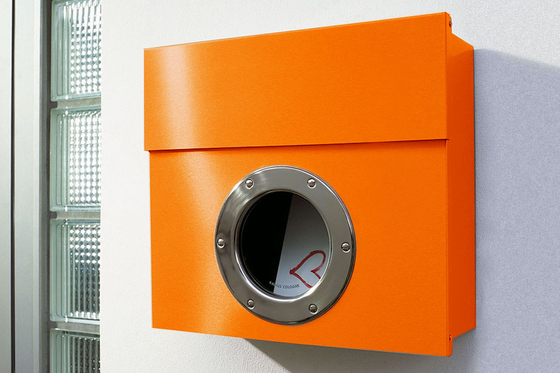 letterman I by Radius Design | Mailboxes