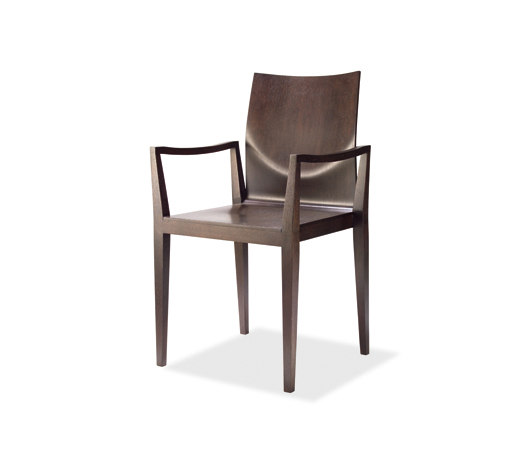 Cappl chair by KFF | Restaurant chairs