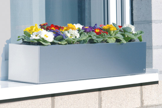 window box by Radius Design | Flowerpots / Planters