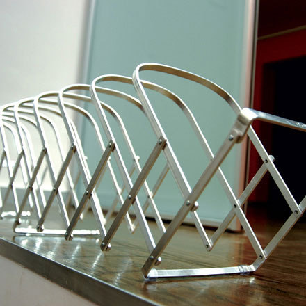 collator by Radius Design | Magazine holders / racks