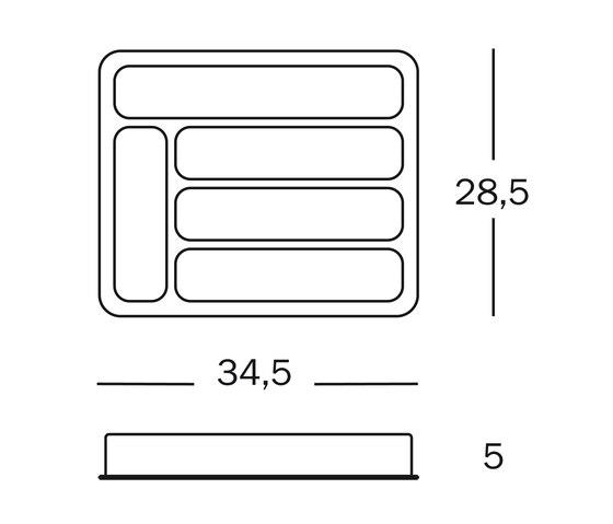 A, B, C… di Magis | Accessori