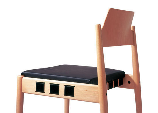 SE 120 by Wilde + Spieth | Multipurpose chairs