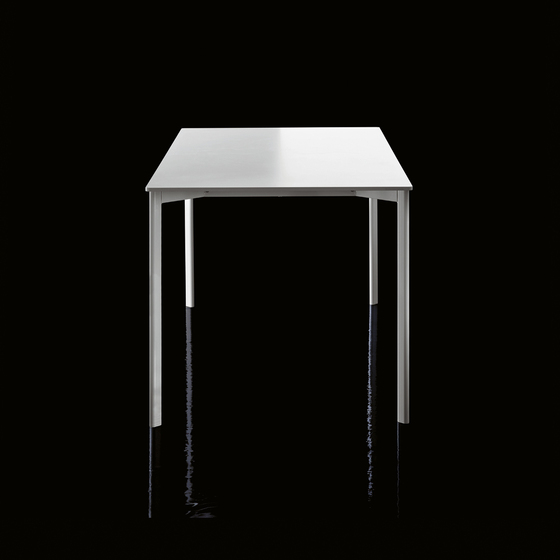 Striped Tavolo by Magis | Canteen tables